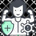 Man Immunity Man Immunity Icon