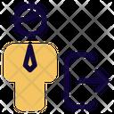 Man Logout Icon