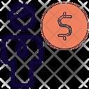 Man Money Icon