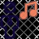 Man Music Icon