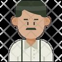 Man Mustache Icon