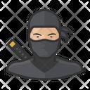 Man Ninja Man Ninja Icon