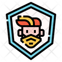 Protection Man Safety Icon
