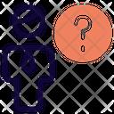 Man Question Icon