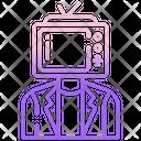 Man Anchor Icon