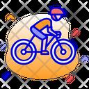 Man Riding Icon