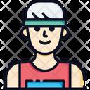 Man Runner Icon