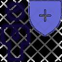 Man Shield Icon