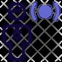 Man Signal Icon