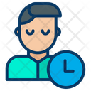 Man Time Icon