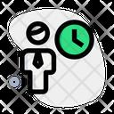 Man Time Icon