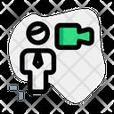 Man Video Icon