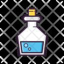 Mana Potion Potion Chemical Icon
