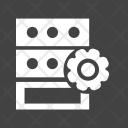 Manage Data Database Icon