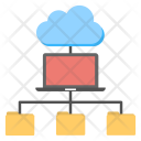 Managed Cloud Station Sharing Icon