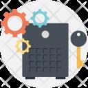 Managed Hosting Icon