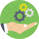 Manager Management Hand Icon