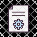 Management Document Icon