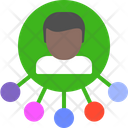 Management Manager Strategy Icon