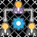 Management Management Team Team Icon