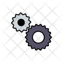 Management Gear Cog Wheel Icon