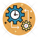 Management Time Process Icon