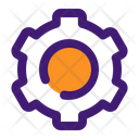 Management Strategy Gear Icon