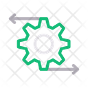 Gear Setting Cogwheel Icon