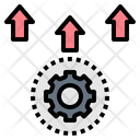 Computing Process Operation Icon