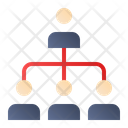 Management Team Teamwork Icon
