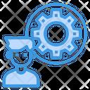 Management Setting Config Icon