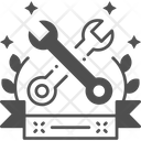 M Wrench Icon