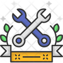 M Wrench Management Wrench Icon