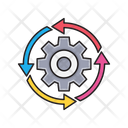 Setting Gear Management Icon