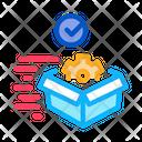 Mechanical Gear Box Icon