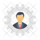 Management Business Avatar Icon
