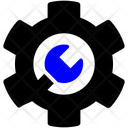 Tools Settings System Icon