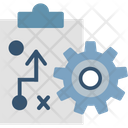 Management System Action Plan Icon