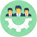 Management Cog Workers Icon