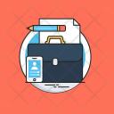 Management Portfolio Admin Icon