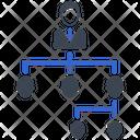 Boss Hierarchy Leader Icon