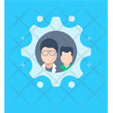 Management Team Icon
