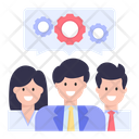 Management Team Icon