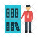 Manager File Management Icon