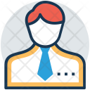 Manager Supervisor Director Icon