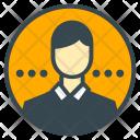 Profile User Employee Icon