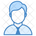 Manager Business Avatar Icon
