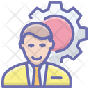Manager Administrator Supervisor Icon