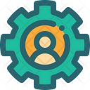 Manager Manage Leader Icon