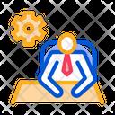 Business Businessman Concept Icon